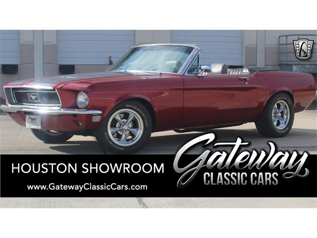 1968 Ford Mustang (CC-1511111) for sale in O'Fallon, Illinois