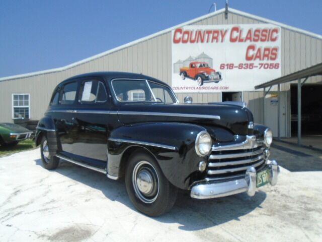 1947 Ford Super Deluxe (CC-1511117) for sale in Staunton, Illinois