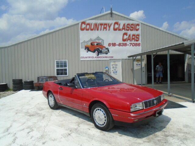 1992 Cadillac Allante (CC-1511120) for sale in Staunton, Illinois