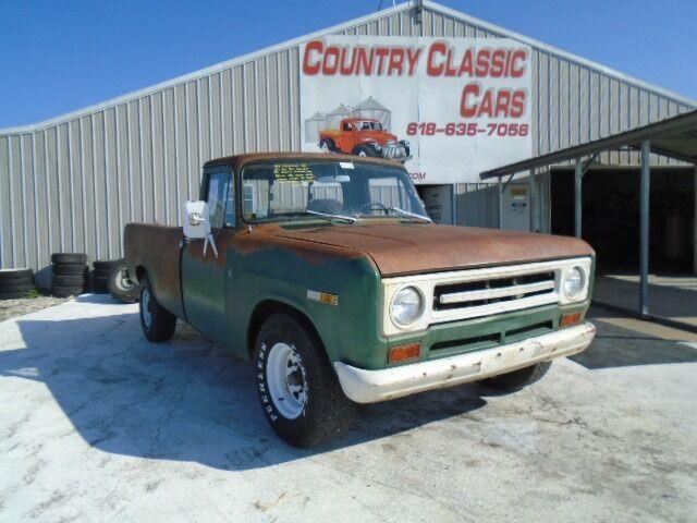 1969 International 1200 (CC-1511123) for sale in Staunton, Illinois