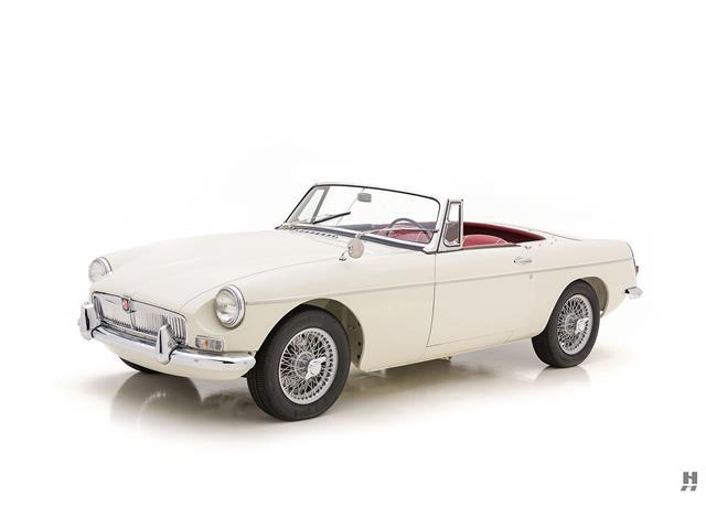 1963 MG MGB (CC-1511148) for sale in Saint Louis, Missouri