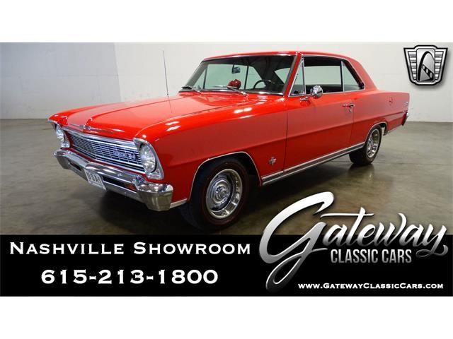 1966 Chevrolet Nova (CC-1511170) for sale in O'Fallon, Illinois