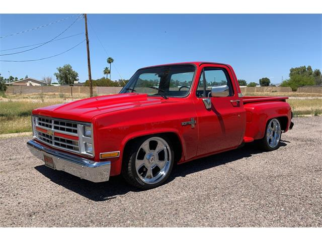 1986 Chevrolet C10 (CC-1510118) for sale in Buford, Georgia