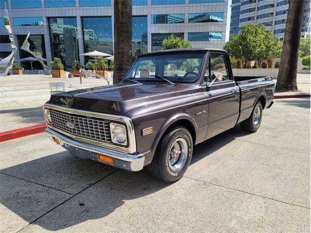 1972 Chevrolet C10 (CC-1511193) for sale in Glendale, California