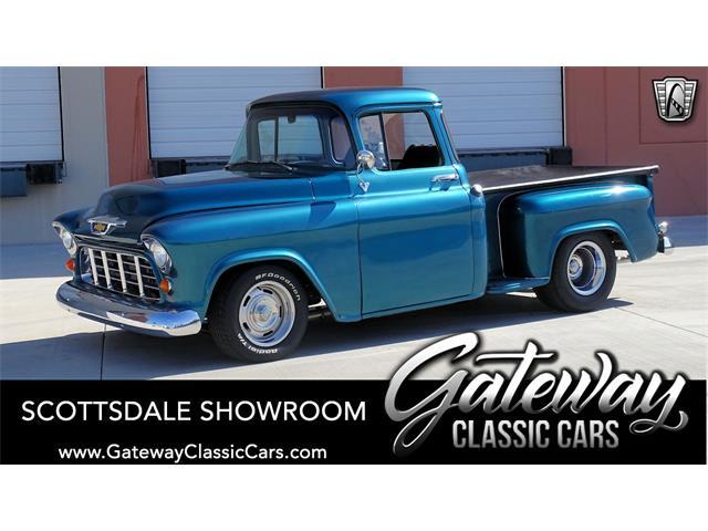1955 Chevrolet 3100 (CC-1511206) for sale in O'Fallon, Illinois