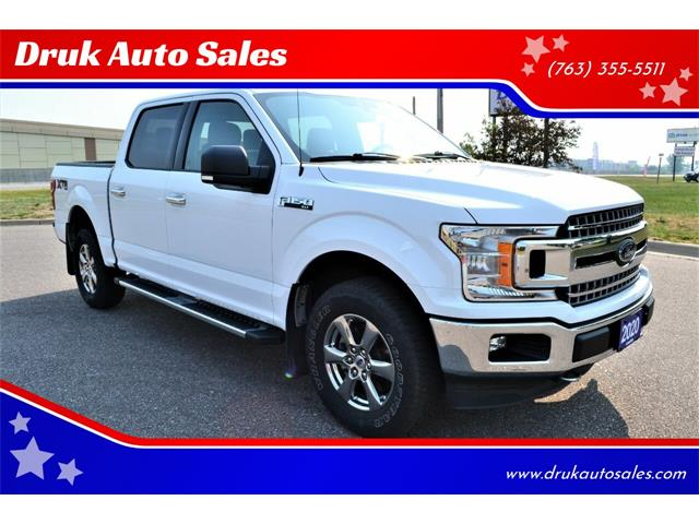 2020 Ford F150 (CC-1511211) for sale in Ramsey, Minnesota