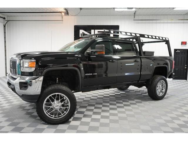 2017 GMC 2500 (CC-1511212) for sale in North East, Pennsylvania