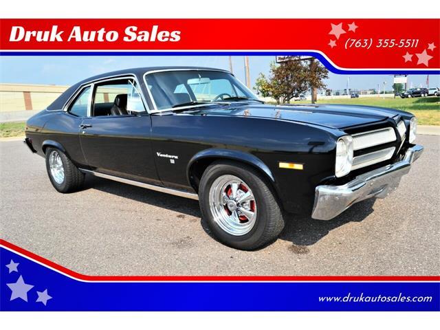 1971 Pontiac Ventura (CC-1511217) for sale in Ramsey, Minnesota