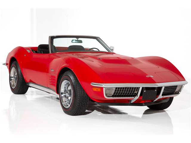 1970 Chevrolet Corvette (CC-1511230) for sale in Des Moines, Iowa