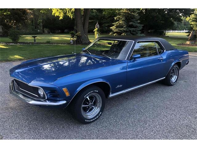 1970 Ford Mustang (CC-1510124) for sale in Holland, Michigan