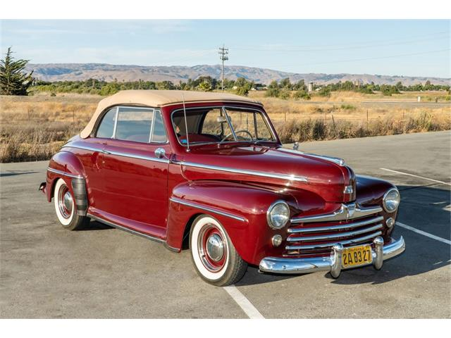 1947 Ford Cabriolet (CC-1511242) for sale in Fremont, California