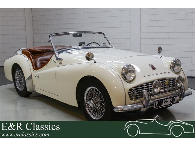 1958 Triumph TR3A (CC-1511249) for sale in Waalwijk, [nl] Pays-Bas