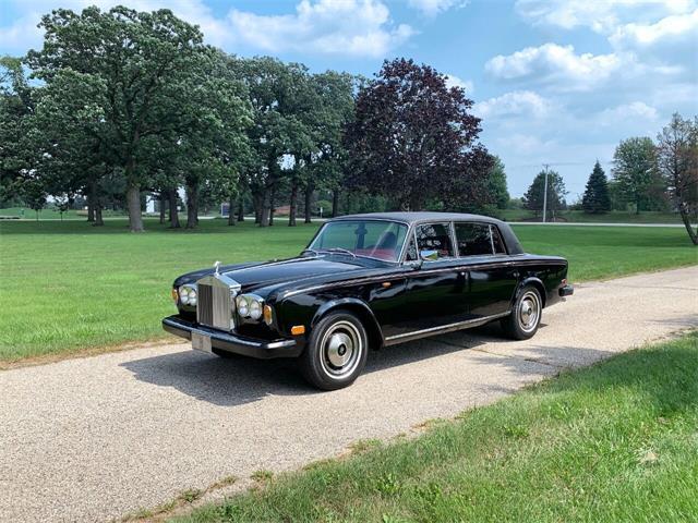 1978 Rolls-Royce Silver Shadow (CC-1511251) for sale in Carey, Illinois