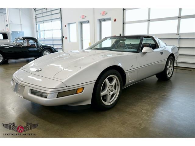 1996 Chevrolet Corvette (CC-1511254) for sale in Rowley, Massachusetts