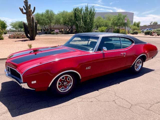 1969 Oldsmobile 442 (CC-1510127) for sale in Scottsdale, Arizona