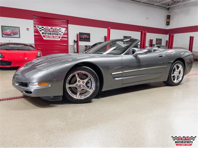 2003 Chevrolet Corvette (CC-1511286) for sale in Glen Ellyn, Illinois