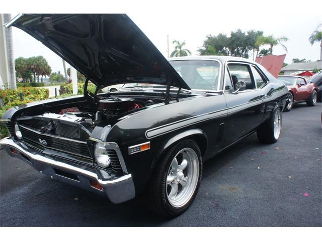 1969 Chevrolet Nova (CC-1511293) for sale in Lantana, Florida