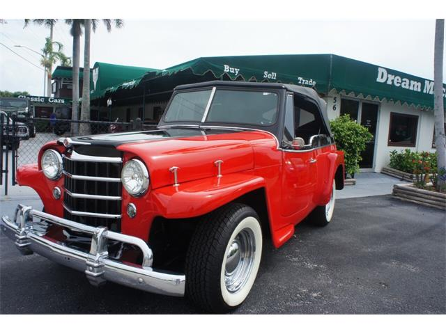 1951 Willys Jeepster (CC-1511294) for sale in Lantana, Florida