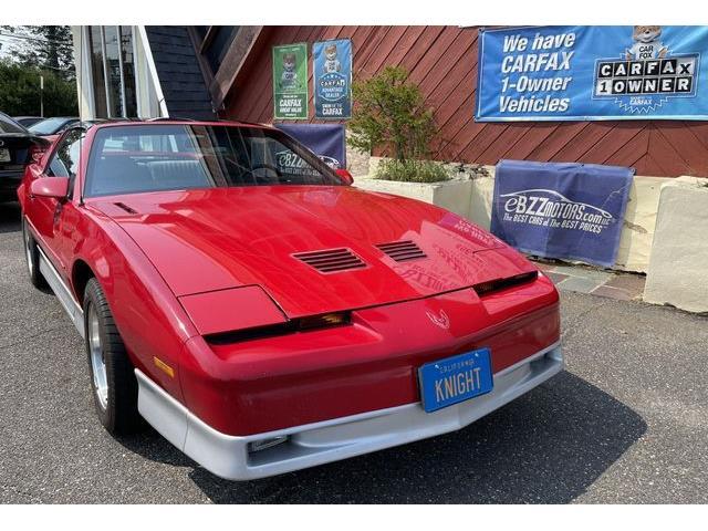 1989 Pontiac Firebird (CC-1511304) for sale in Woodbury, New Jersey