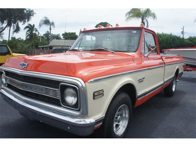1970 Chevrolet C/K 10 (CC-1511330) for sale in Lantana, Florida