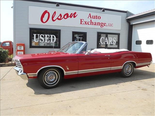 1967 Ford Galaxie 500 XL (CC-1511343) for sale in STOUGHTON, Wisconsin
