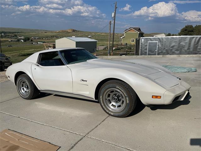 1976 Chevrolet Corvette Stingray (CC-1511344) for sale in Casper, Wyoming