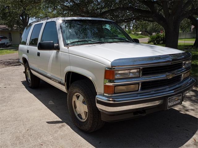 1999 Chevrolet Tahoe (CC-1510135) for sale in Mcallen, Texas