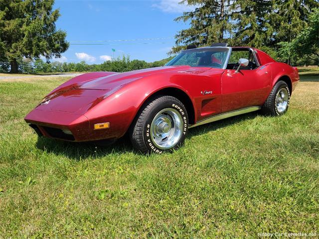 1974 Chevrolet Corvette (CC-1511353) for sale in martinsburg, Pennsylvania