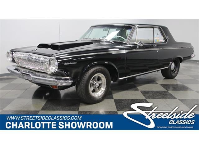 1963 Dodge Polara (CC-1511378) for sale in Concord, North Carolina
