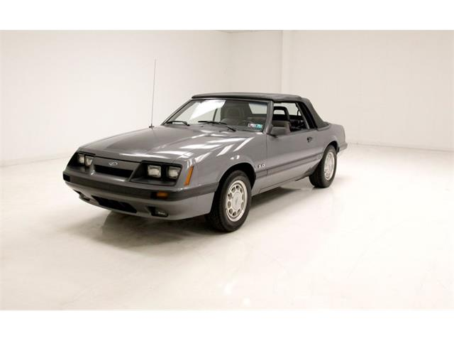 1985 Ford Mustang (CC-1511381) for sale in Morgantown, Pennsylvania