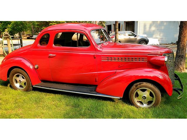 1938 Chevrolet Business Coupe (CC-1510139) for sale in Cusick, Washington