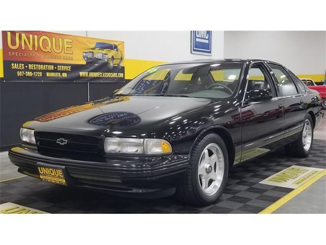 1996 Chevrolet Impala (CC-1511413) for sale in Mankato, Minnesota