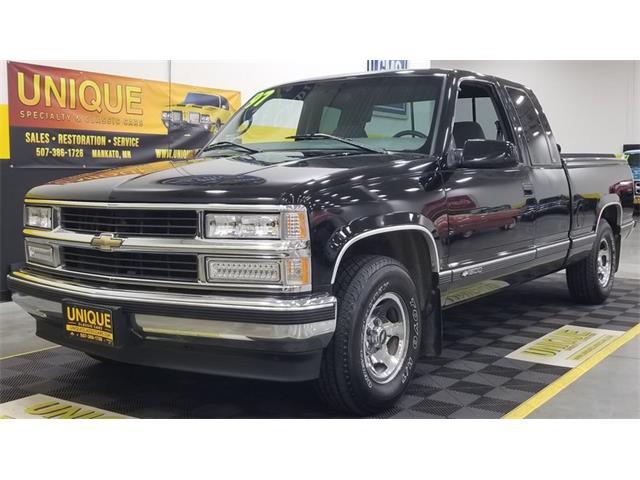 1997 Chevrolet C/K 1500 (CC-1511423) for sale in Mankato, Minnesota