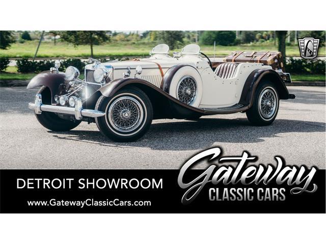 1939 Jaguar SS100 (CC-1511462) for sale in O'Fallon, Illinois
