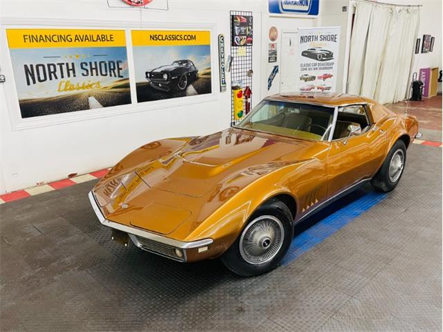 1968 Chevrolet Corvette (CC-1511488) for sale in Mundelein, Illinois
