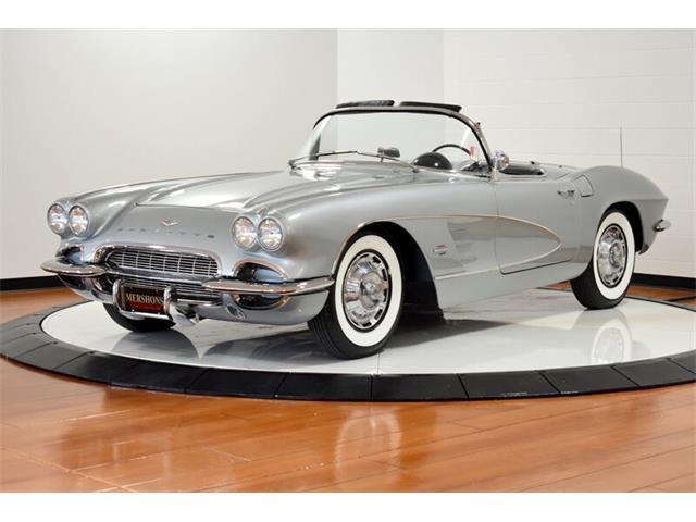 1961 Chevrolet Corvette (CC-1511490) for sale in Springfield, Ohio