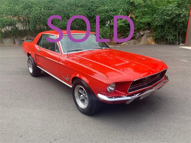1968 Ford Mustang (CC-1511519) for sale in Annandale, Minnesota