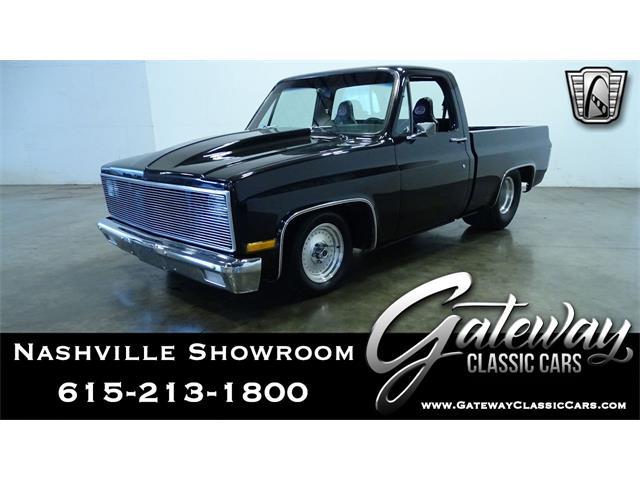 1982 Chevrolet C10 (CC-1511522) for sale in O'Fallon, Illinois