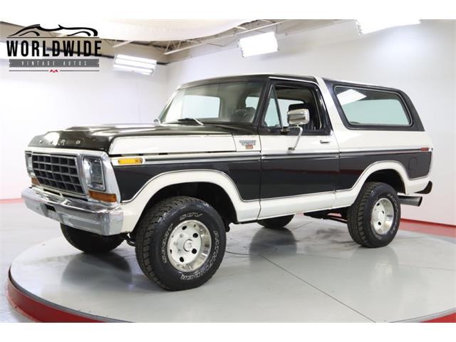 1979 Ford Bronco (CC-1510155) for sale in Denver , Colorado