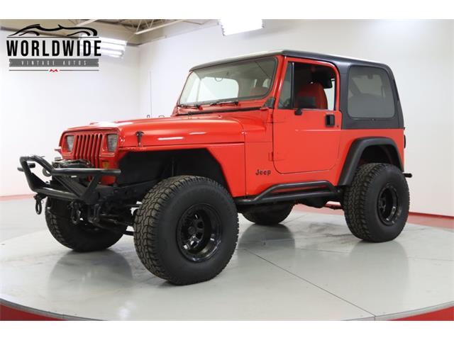 1991 Jeep Wrangler (CC-1510157) for sale in Denver , Colorado