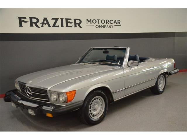 1979 Mercedes-Benz 450SL (CC-1511597) for sale in Lebanon, Tennessee