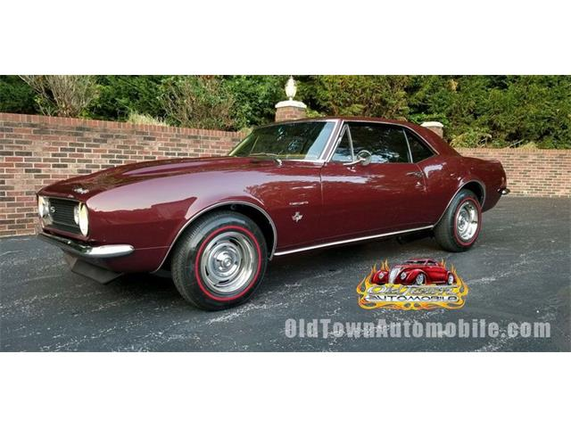 1967 Chevrolet Camaro (CC-1511646) for sale in Huntingtown, Maryland