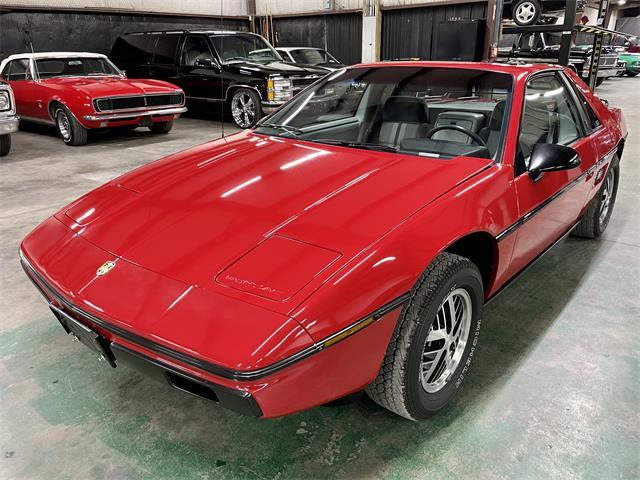 1984 Pontiac Fiero (CC-1511677) for sale in Sherman, Texas