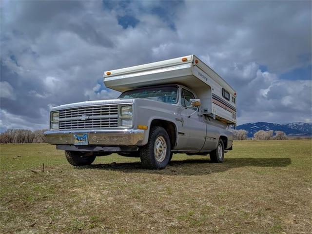 1983 Chevrolet C10 (CC-1511683) for sale in Cadillac, Michigan