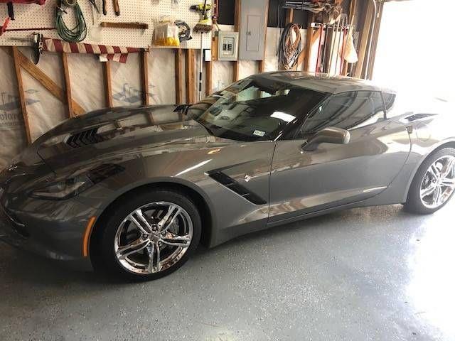 2016 Chevrolet Corvette (CC-1511684) for sale in Cadillac, Michigan