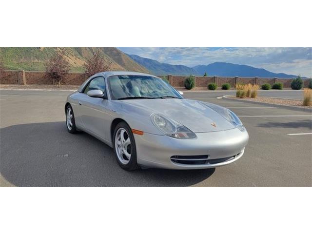 2000 Porsche 911 Carrera (CC-1511692) for sale in Cadillac, Michigan