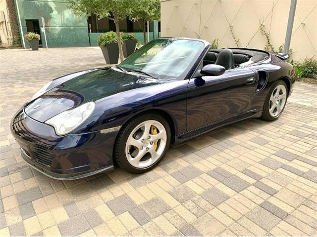 2004 Porsche 911 Turbo (CC-1511694) for sale in Cadillac, Michigan