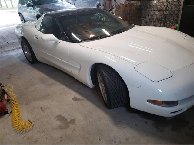 1998 Chevrolet Corvette (CC-1511702) for sale in Cadillac, Michigan