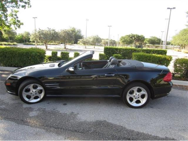 2005 Mercedes-Benz 500SL (CC-1511703) for sale in Cadillac, Michigan