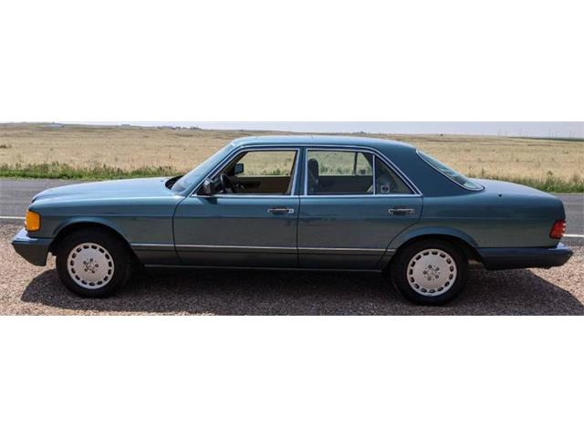 1989 Mercedes-Benz 300SE (CC-1511709) for sale in Cadillac, Michigan